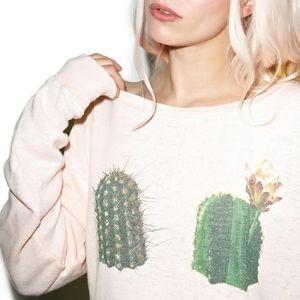 Wildfox 'Hands Off' Sweatshirt